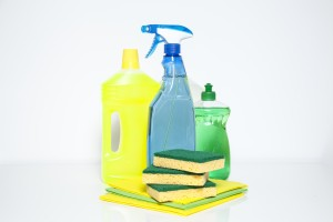 elderly spring cleaning tips